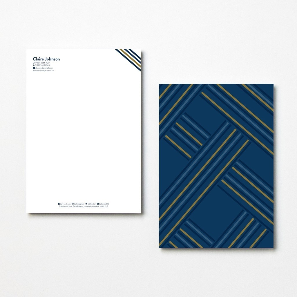 Parallel Letterheads