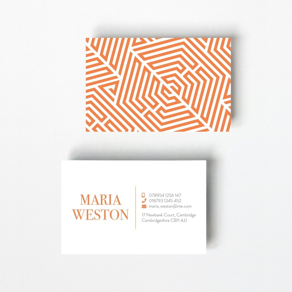 Acute Design Business Card