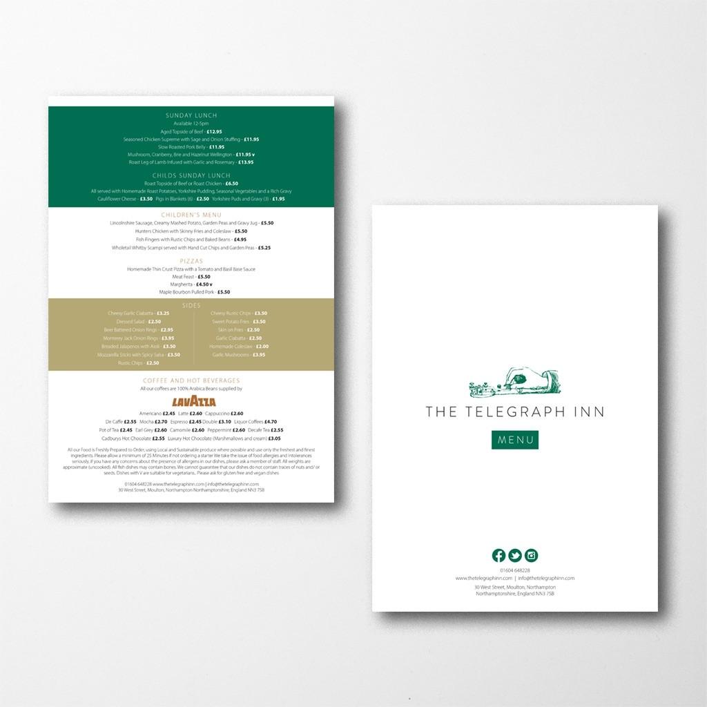 Upload A Design - A5 Leaflet