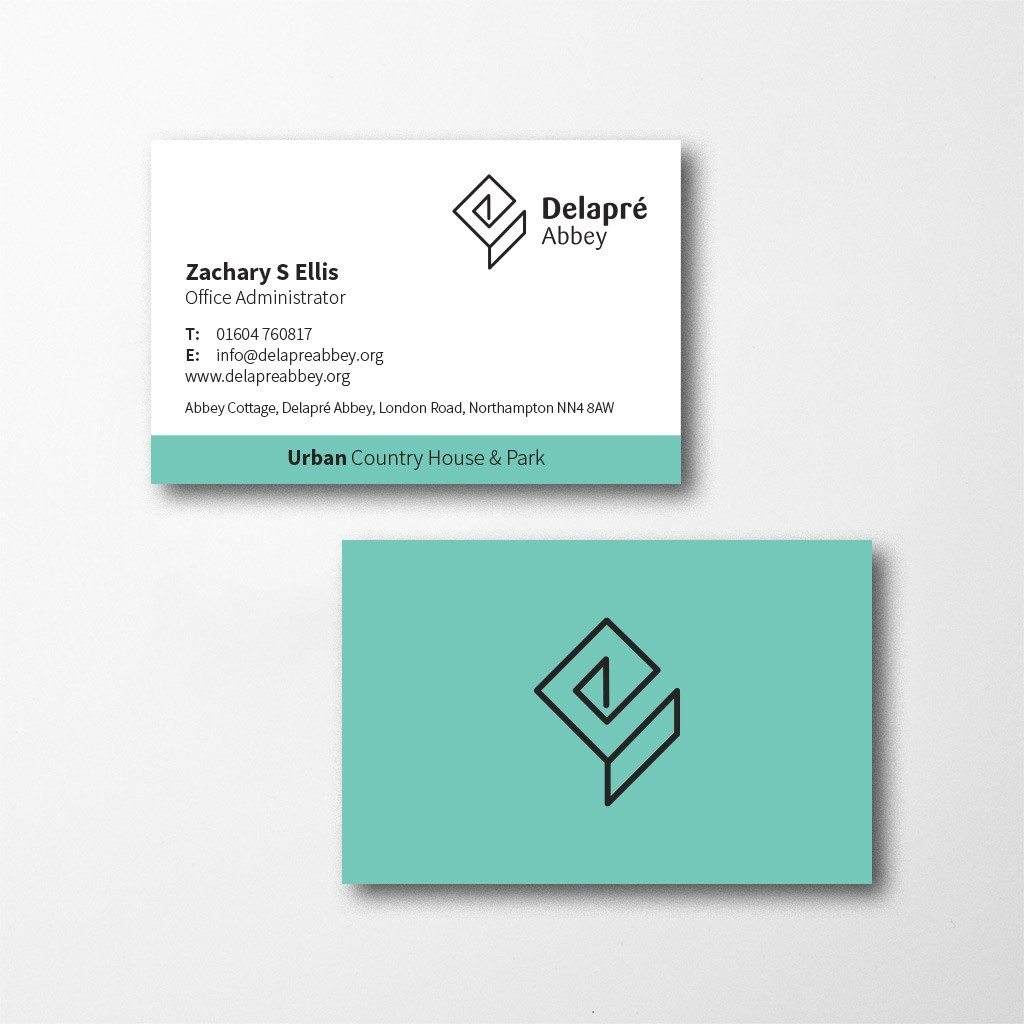 Upload A Design - Business Cards