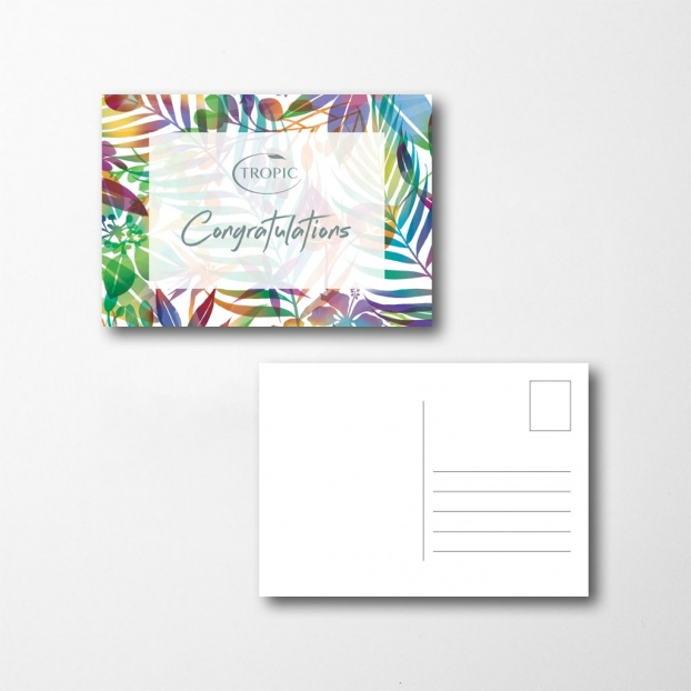 Upload A Design - A5 Postcard