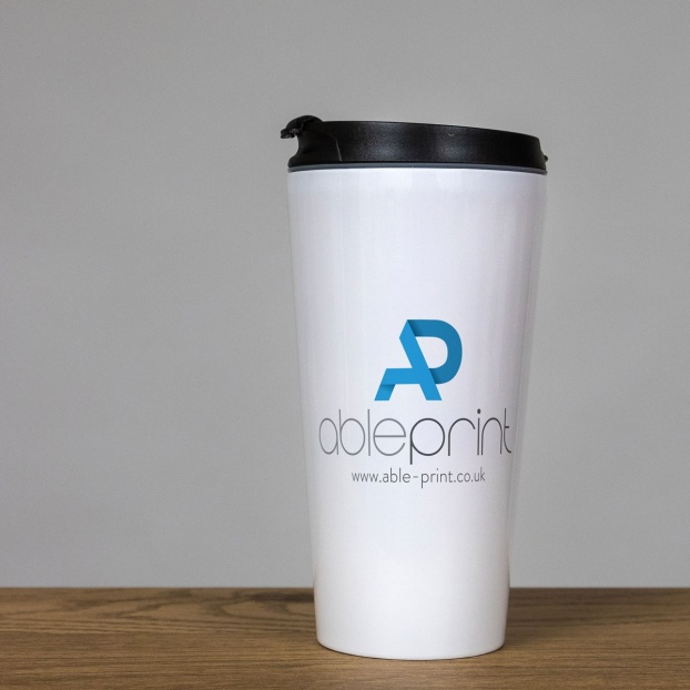 Upload A Design - Stainless Steel Coffee Cup