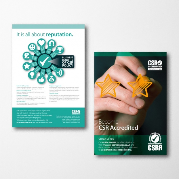 Upload A Design - A6 Leaflet