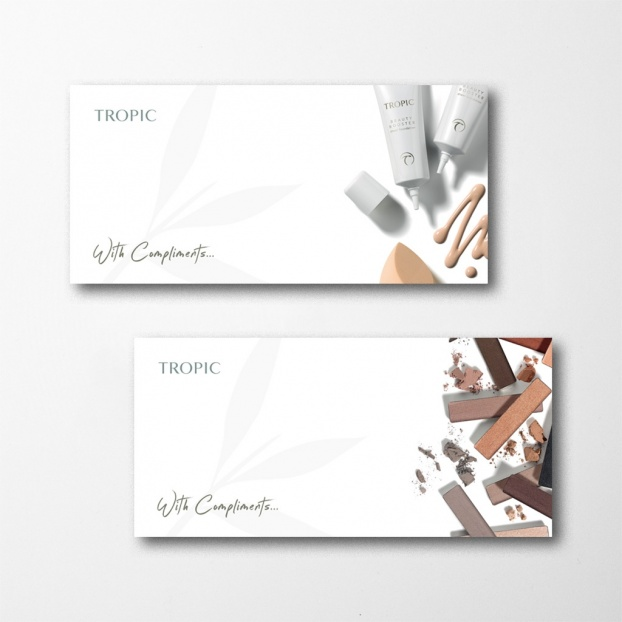 Upload A Design - Compliment Slips