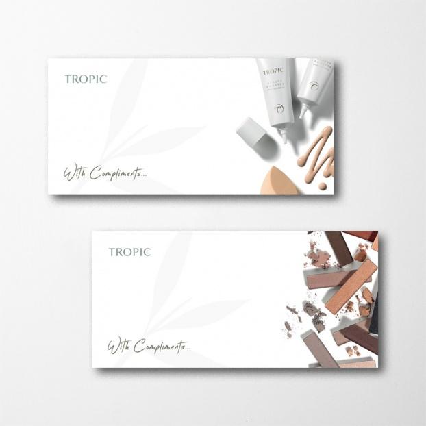 Upload A Design - Compliment Slips