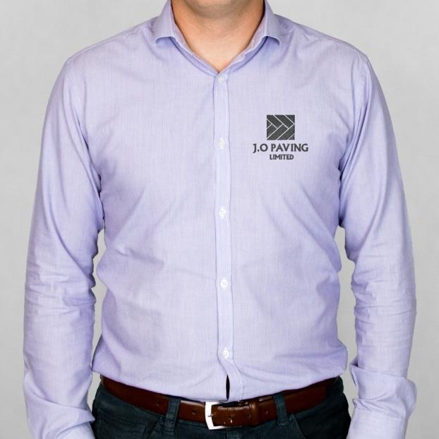 Upload A Design - Long Sleeved Shirt (Embroidered)
