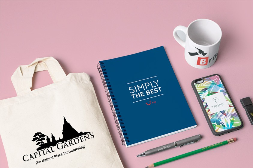 The Importance and Relevance of Branded/Promotional Products for Charities